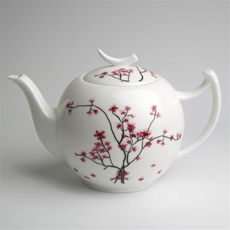 For You In Blossom 4 tea 4 you teekanne cherry blossom