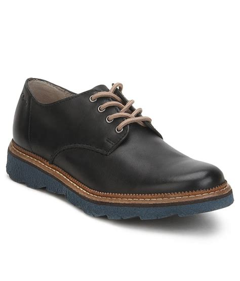 clarks black casual shoes price in india buy clarks black