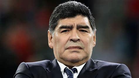 Diego Maradona Diego Maradona On Donald Vladimir Putin And