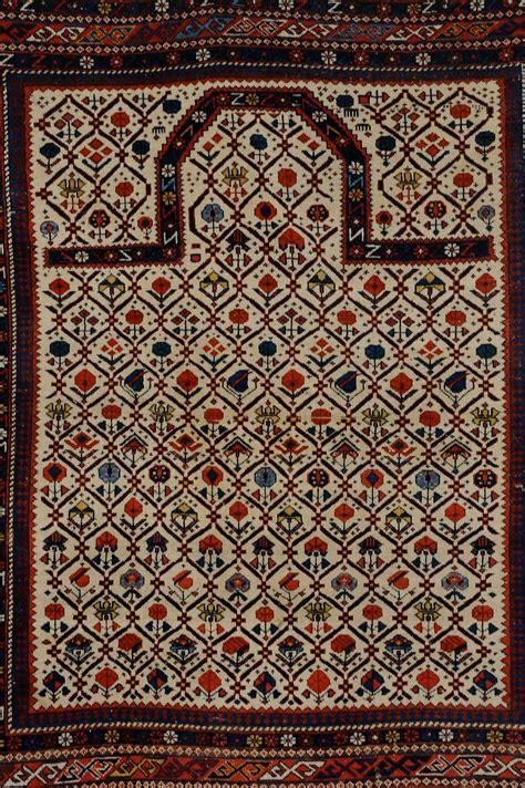 asta tappeti antichi tappeto caucasico shirvan daghestan a preghiera xix