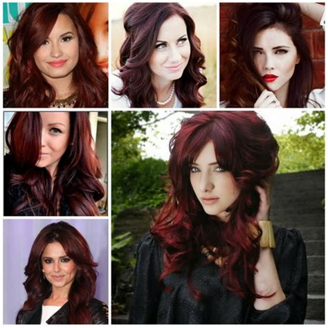 Hair Color Style 2016 by Hairstyles And Color For Fall 2016