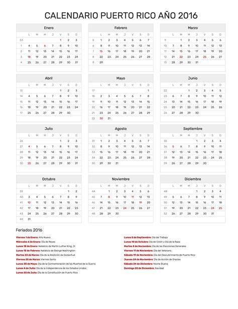 salarios en puerto rico para el 2016 newhairstylesformen2014com calendario puerto rico 2016 calendario puerto rico a 241 o