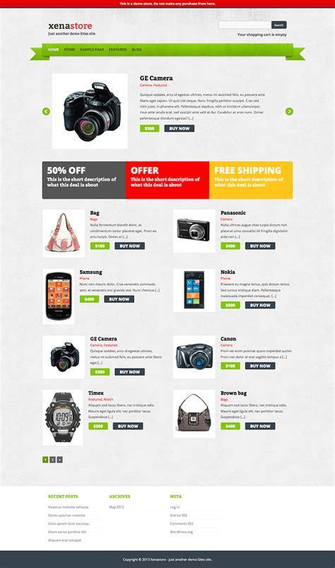 html ecommerce themes free download 10 free e commerce wordpress themes 2013 eiffel laptop