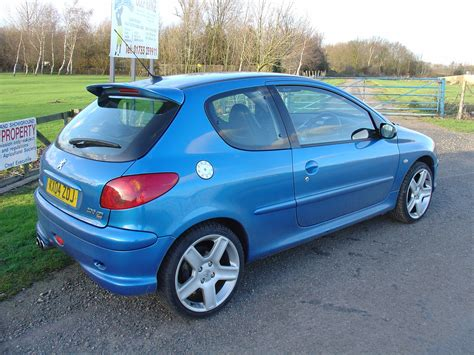 peugeot gti 206 peugeot 206 gti 1999 2006 running costs parkers