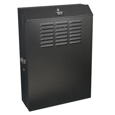Vertical Rack Mount Enclosure by Smartrack 5u Low Profile Vertical Mount Server Depth Wall