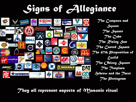 illuminati corporate symbols we are many lights illuminati corporate logos