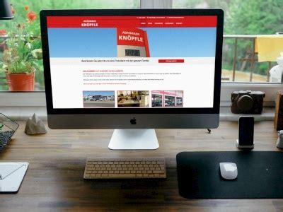 autohaus knopf referenzen digitale hochwertige multimedia beispiele f 252 r