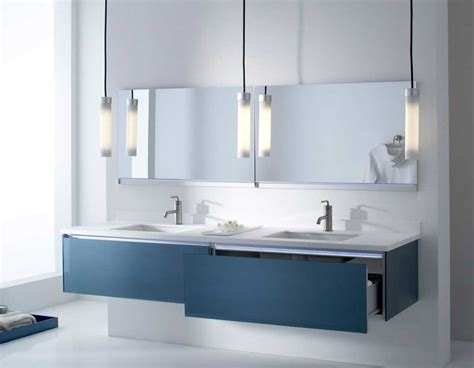contemporary bathroom vanity lighting glass pendant