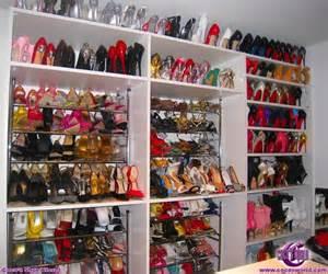 Cocos Closet shoe closets talktomyshoes