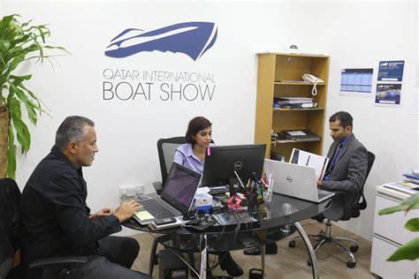 boat tour qatar tour at qatar international boat show 2016 offices