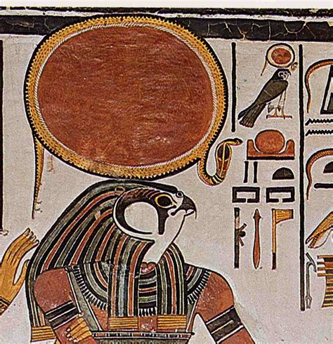 The Of Horus horus god of the sky