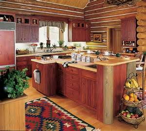 Country Kitchen Designs With Islands by Rustic Wood Kitchen Cabinet Kitchen Islands Ideas Indoor Plant