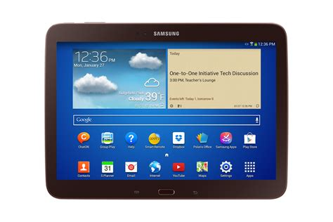Samsung Tab New play for education adds textbook rentals new