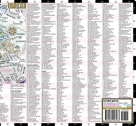 streetwise barcelona map laminated city center map of barcelona spain michelin streetwise maps books streetwise seville map laminated city center map