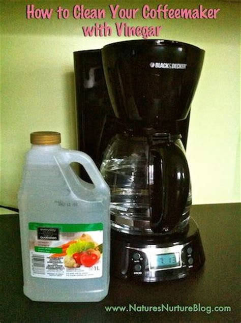clean  coffee maker diyideacentercom
