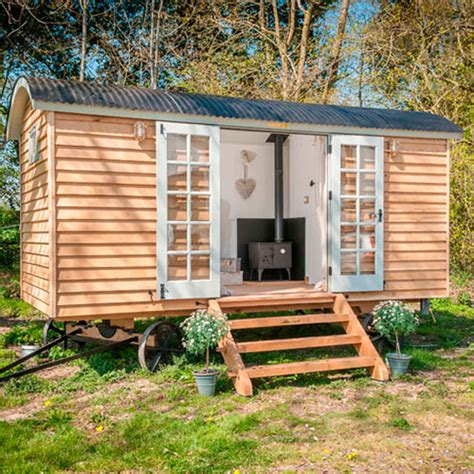 Flat Pack Sheds Flat Pack Shepherd Hut Orders Up 200 Ideal Home