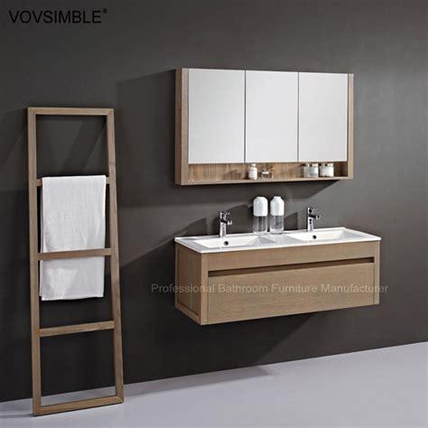 wholesale modern wall mounted solid wood bathroom vanity - Badezimmer Vanity Light Mit Steckdose