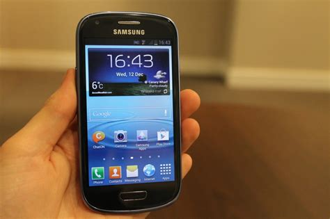 Samsung S3 Mini samsung galaxy s3 mini review