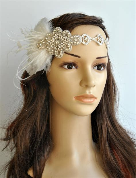 how to make 1920s headpieces 1920 headpieces how to make rhinestone 1920s headpiece