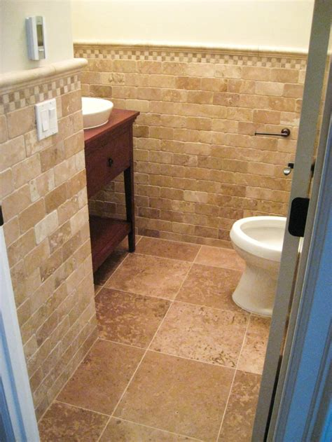 Coole Badezimmer Fliesen by Bathroom Cool Bathroom Floor Tile Ideas For Small