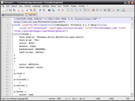 xml notepad home lengkap notepad 5 6 2 sumber klik tujuh