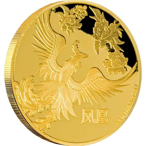 feng shui coins feng shui gold coin phoenix new zealand mint