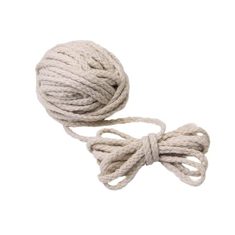 cotton braided rope cord bag handle pulley ws ebay