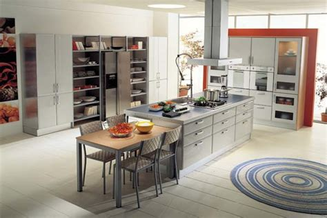 kitchen table design ideas photograph outstanding modern k modern kitchens 25 designs that rock your cooking world