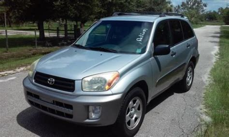 manual cars for sale 2003 toyota rav4 user handbook sell used 2003 rav4 4 cylinder 2wd 162k miles manual transmission sharp clean in west