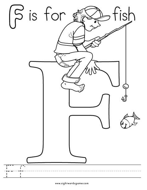 coloring page for the letter f bubble letter f coloring pages