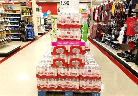 The Market Pantry by 1 89 Reg 2 44 Market Pantry Water At Target No