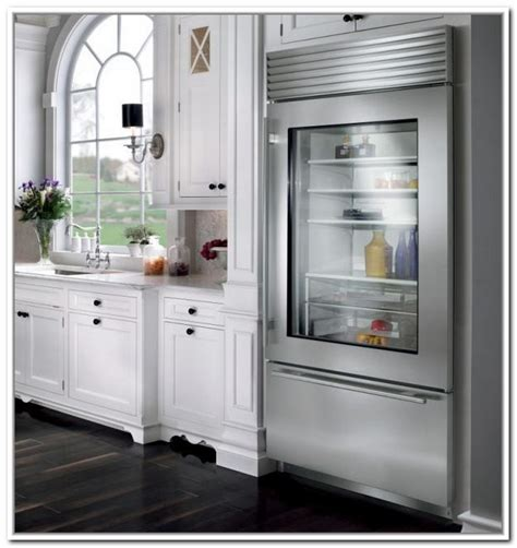 refrigerator with glass door for homes glass door refrigerators for home fhiaba refrigerator