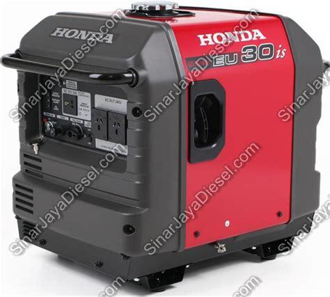 Harga Genset Merk Honda genset portable honda seri eu30is sinar jaya diesel