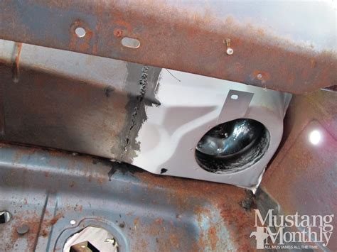 automobile air conditioning repair 2003 ford mustang instrument cluster how to cowl vent repair solutions mustang monthly magazine