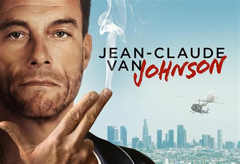 film baru van damme jean claude van johnson brand new series and trailer