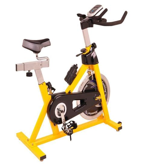 Spinning Bike America Yellow I Can Spin Bike Yellow Buy At Best Price On Snapdeal