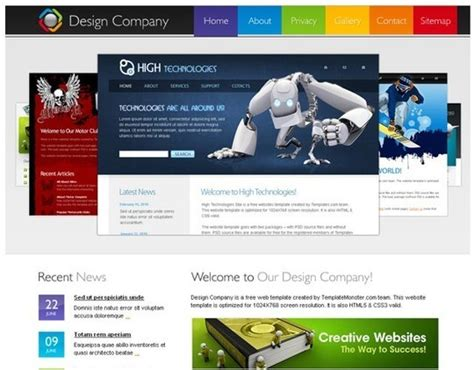 free download html5 templates for asp net 50 beautiful yet free html5 and css3 templates
