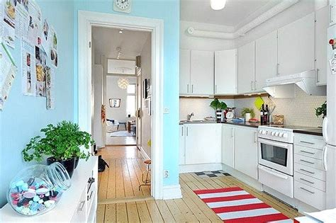light blue kitchen ideas 20 scandinavian kitchen design ideas