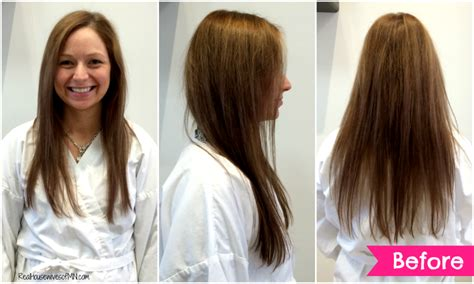 hair makeover from camille albane salon real hair makeover from camille albane salon real