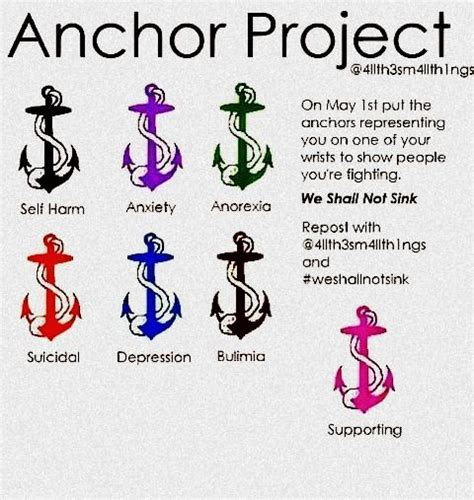 1000  ideas about Anchor Tattoo Wrist on Pinterest   Anchor Tattoos, Small Anchor Tattoos and