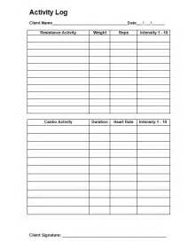 personal trainer workout template personal exercises templates pdf information on