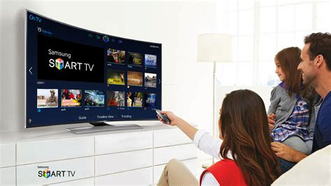 samsung outlines new smart home service wants to connect with third digital trends reviews samsung s latest curved tv