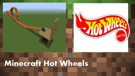Wheels Hotwheels Minecraft minecraft wheels race track