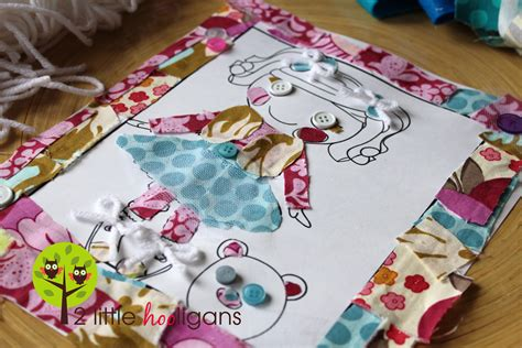 crafts with fabric quarter friday doll ee dress up