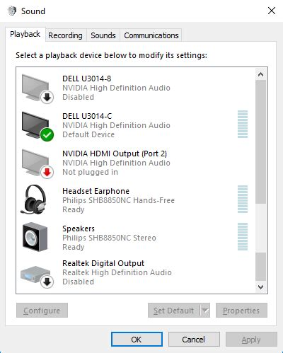 permanently disable audio devices even when reconnected