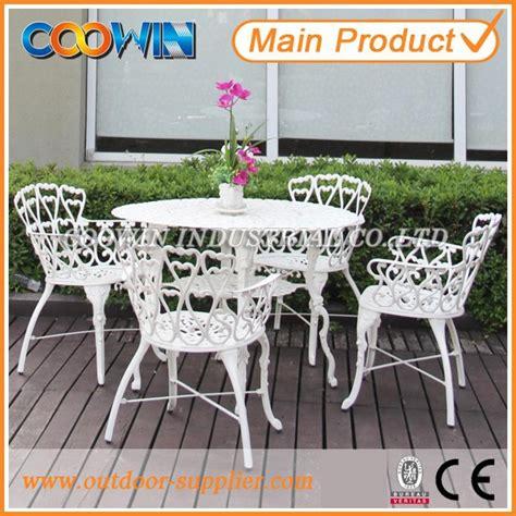 white aluminum patio furniture sets white aluminum outdoor patio furniture