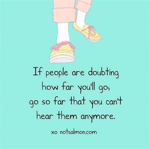 how far can a hear if are doubting how far you ll go go as far that you can t hear them anymore