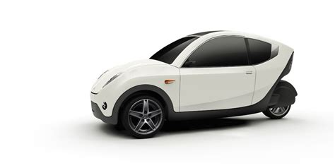 The E Car 333 Concept EV could be an ideal City Car for