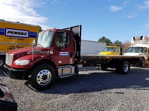 truck ga used flatbed trucks for sale in ga penske used trucks