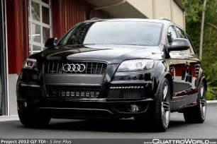 2012 Audi Q7 Specs 2012 Audi Q7 Pictures Information And Specs Auto